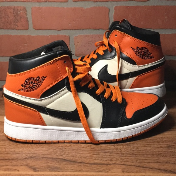 "61ee2d8154d4 Jordan Other - Air Jordan 1 ""Shattered Backboard"" Size 10"